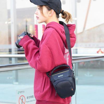 索尼相机包男女便携微单包ILCE-7RM3A7M3A58 A7RM2奥林巴斯摄影包