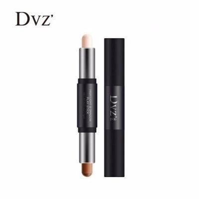 正品朵色dvz双头修容棒防水高光笔高光棒立体阴影彩妆化妆品