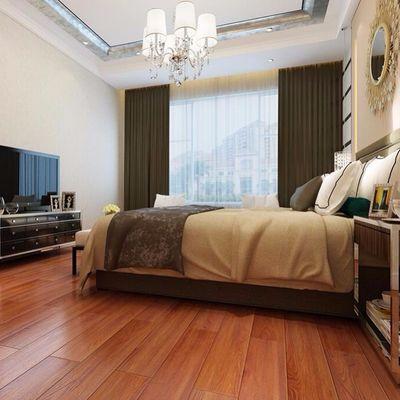 新品强化复合木地板12MM耐磨防水客厅地暖家用环保低价厂家直销可