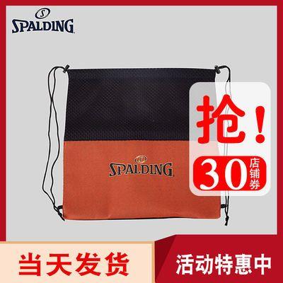 斯伯丁NBA篮球包正品 PU皮篮球袋单肩背包 篮球训练球包68-528