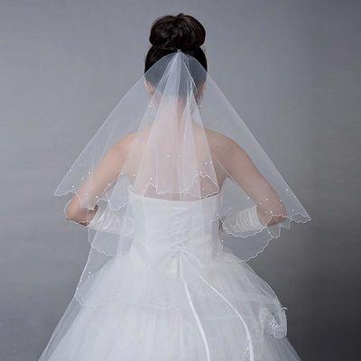 苏州婚纱一条街婚纱礼服2018新款一字肩蕾丝齐地婚纱影楼精品白纱