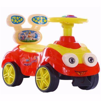 新品扭扭车带音乐滑行车摇摆车1-3岁男儿童女宝宝溜溜车助步车玩