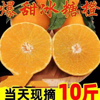 四川金堂脐橙10斤装当季水果新鲜橙子非冰糖橙果冻橙爱媛批发包邮