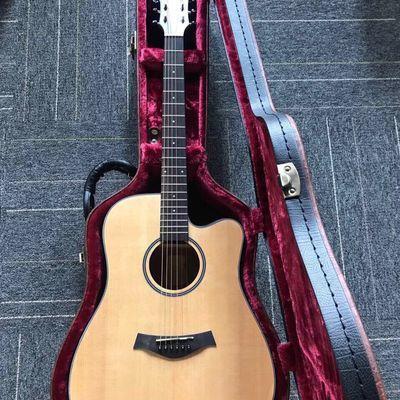 1480的单板吉他面单吉他演出民谣吉他41寸初学者吉他新手入门吉他