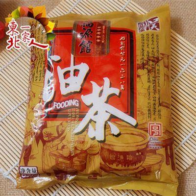 东北吉林市特产小吃福源馆传统糕点油茶面老式手工香甜口味年货