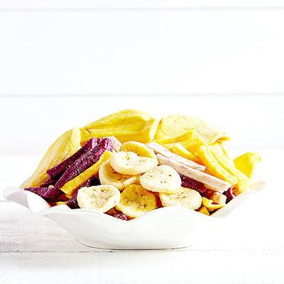 沙巴哇越南进口综合蔬果干果蔬脆脱水水果干蔬菜干混合装零食即食