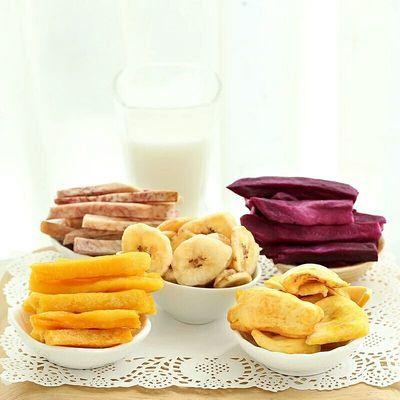 沙巴哇综合蔬果干越南进口零食品100g袋装脱水蔬果干蔬菜干果蔬干