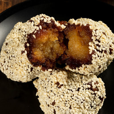 山西特产闻喜煮饼500g/2斤/3斤/4斤零食糕点心白砂糖煮饼甜品