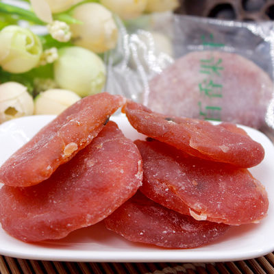 百香果干果肉500g/50g低糖水果干零食果脯蜜饯酸甜Q软休闲小吃