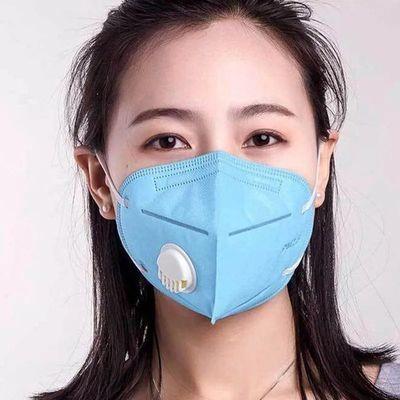 带呼吸阀防雾霾防尘PM25口罩男女通用防灰粉防毒【2月14日发完】