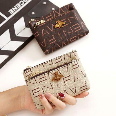 欧美大牌手包女新款2020新款零钱包女手拿迷你小钱包钥匙包硬币袋
