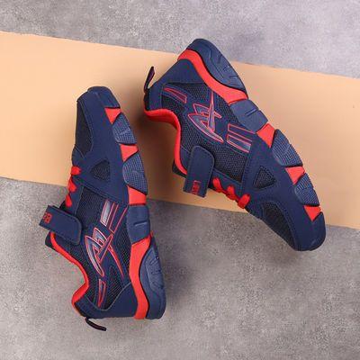彼得潘正品男童鞋春秋季儿童鞋子透气网面小孩鞋小学生运动鞋1037