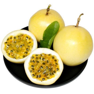 台湾黄金百香果芭乐味黄色皮西番莲鸡蛋果孕妇新鲜水果精选3/5斤