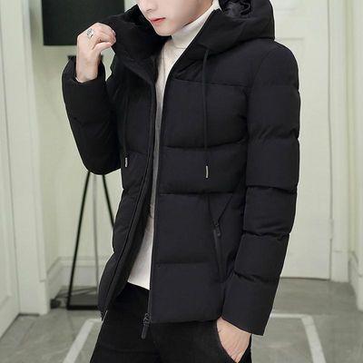 冬季男装棉服2019新款韩版潮流羽绒棉衣服帅气学生保暖棉袄子外套