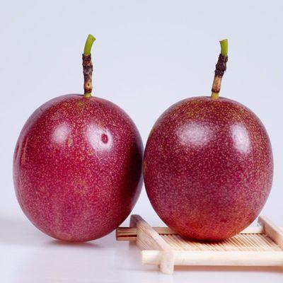 百香果新鲜水果现摘精选大果汁酱柠檬蜂蜜茶饮料鸡蛋红果