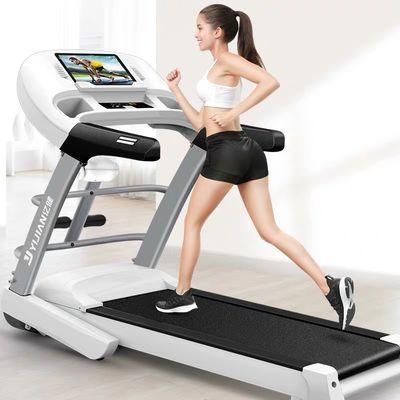 亿健精灵ELF跑步机家用款电动走步超静音折叠小型室内健身房专用