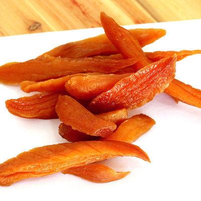 【2斤特价】无加糖倒蒸地瓜干 原味红薯干农家自制薯片250g-2000g