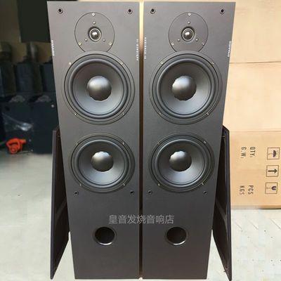 丹麦进口原装丹拿双8寸落地音响家庭影院发烧HIFI重低音实木音箱