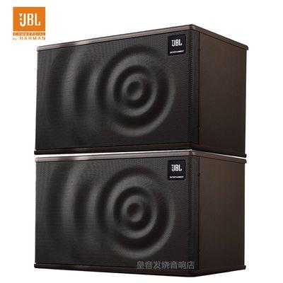 美国原装正品JBLMK10家庭KTV音箱10寸会议室家用卡拉OK重低音音响【3月12日发完】