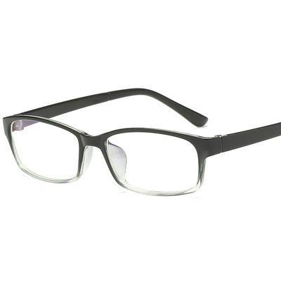 超轻防辐射眼镜框女学生韩版复古全框近视眼镜架配近视眼睛框架男