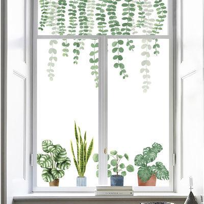 窗户玻璃贴膜遮光浴室防窥卫生间磨砂贴纸卧室阳台透光不透明自粘