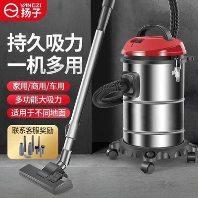 扬子吸尘器家用小型大吸力超强力大功率静音车用手持式干湿吹工业