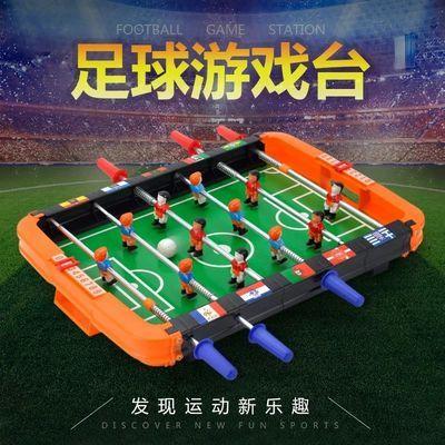 大号益桌上足球台球二合一智足球对战桌面标准益智成人游戏大