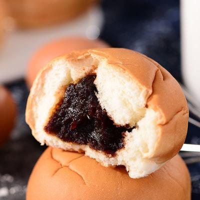 【大箱装】4斤红豆沙面包超多夹心馅营养早餐蛋糕点心厂家直销