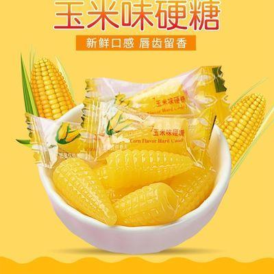 玉米糖硬糖5斤3斤半斤软糖喜糖怀旧年货糖果批发散装休闲零食小吃