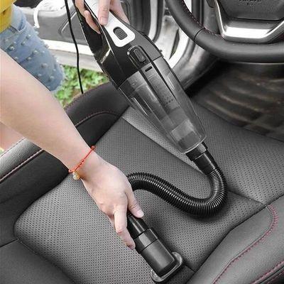 车载吸尘器汽车大功率超强吸力汽车用吸尘器车内手提干湿两用12V