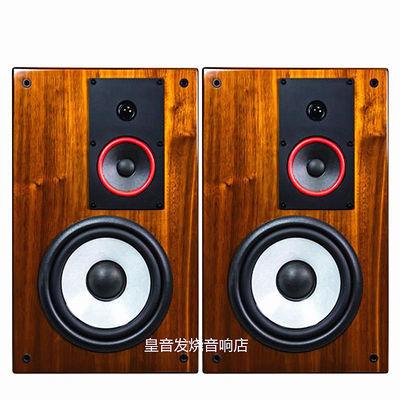 美国原装正品普乐之声10寸胆机音响家庭影院8寸木质监听书架音箱
