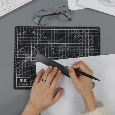 A4黑色多用途手工切割垫板DIY裁切工具垫penbeat打击垫雕刻刀垫板