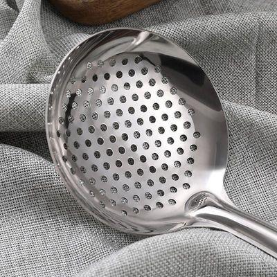 家用加厚不锈钢锅铲漏勺汤勺煎套装炒菜铲子饭勺具厨房烹饪用品【3月8日发完】