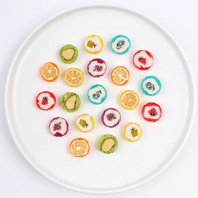 随你想水果切片糖100g手工水果切片糖创意儿童水果糖果婚庆喜糖