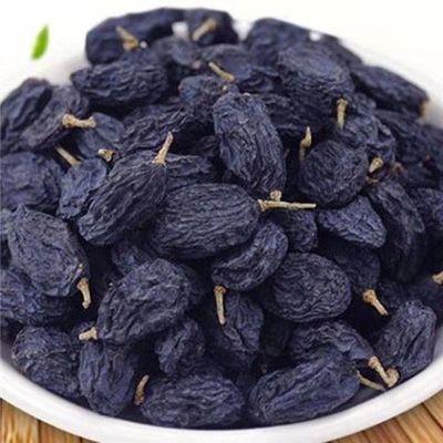 【黑加仑原果】新疆葡萄干半斤一斤特级黑葡萄 干果零食批发零售