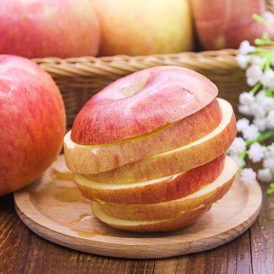 苹果水果新鲜当季红富士3斤5斤10斤孕妇水果应季丑苹果冰糖心一箱