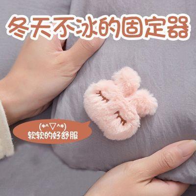 新款订被子固定器棉冬季隐形家用被罩床单安全防跑夹被角扣神器