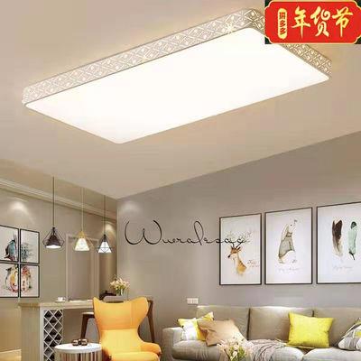 【网红款】北欧卧室led吸顶灯现代简约客厅餐厅书房儿童房亮圆灯