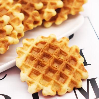 蛋黄煎饼320g/960g鸡蛋薄饼儿时休闲零食饼干整箱装小饼干零食