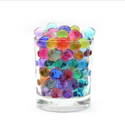 海绵宝宝吸水珠泡大珠水晶泥海洋宝宝水精灵水晶珠水晶宝宝吸水球
