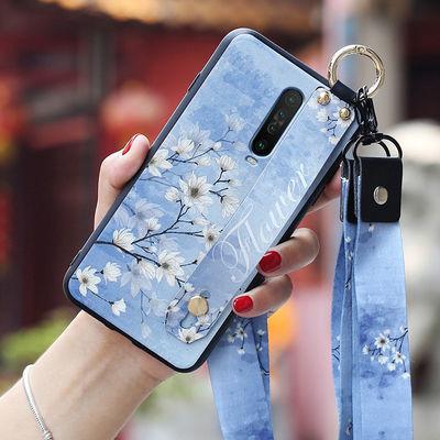 红米K30手机壳红米K30PRO保护套防摔小米redmiK30磨砂5G版软胶女