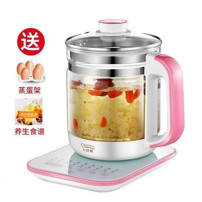 玻璃壶电热水壶开水壶保温不锈钢热水壶家用快速壶电烧水壶电水壶