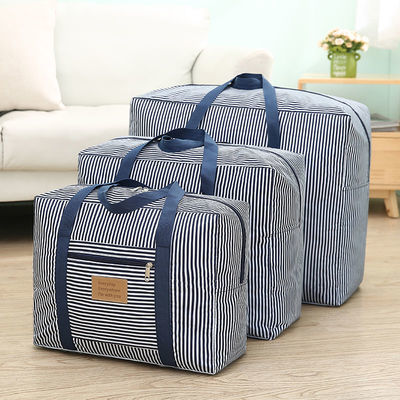 高承重家用防潮被子收纳袋整理袋衣服搬家打包神器棉被衣物行李袋