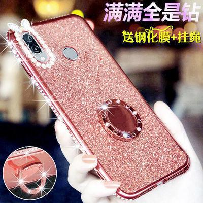 小米红米note7手机壳redmi noto7pro保护套hm7闪钻女M1901F7BE软