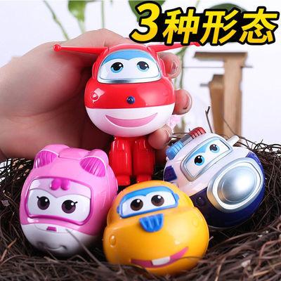 超级飞侠玩具套装全套大号乐迪酷飞小爱小号变形酷雷金刚新机器人