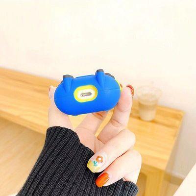 可爱卡通小黄人Airpods1/2苹果无线蓝牙耳机保护套硅胶软防摔男女【3月1日发完】