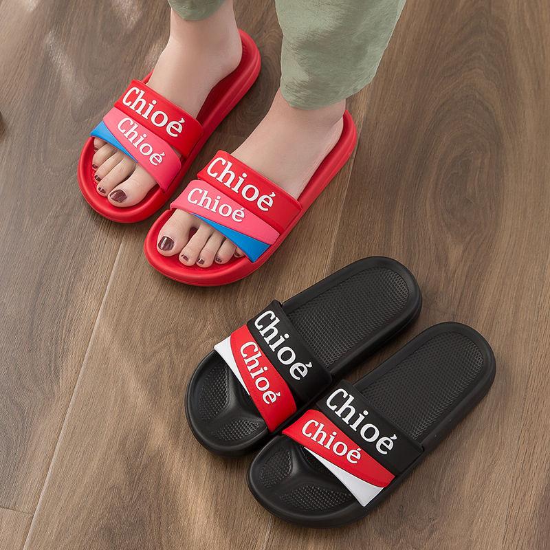 拖鞋女夏网红ins潮流浴室防滑洗澡室内家用居家男士eva凉拖鞋夏天