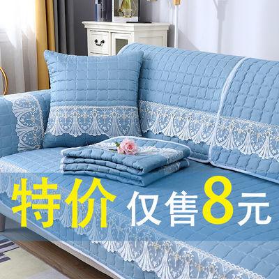 沙发垫四季通用布艺沙发巾罩坐垫子简约现代防滑沙发套全包万能套