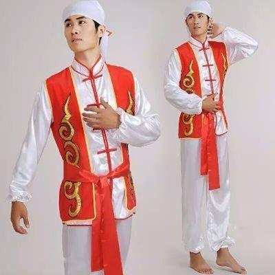 男士古装清朝阿哥服装贝勒王爷服装皇帝便服地主少爷表演出服