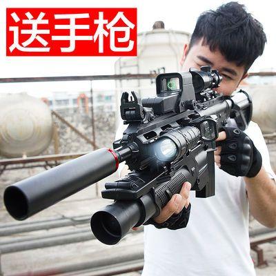 m4儿童玩具枪男孩M416突击步抢电动连发水弹枪绝地吃鸡求生机关枪